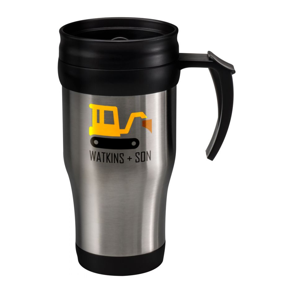 Printed Promotional Thermal Mug