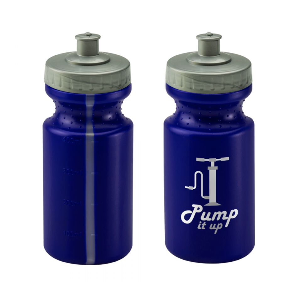 Printed Promotional 500ml Blue Viz Sports Bottle