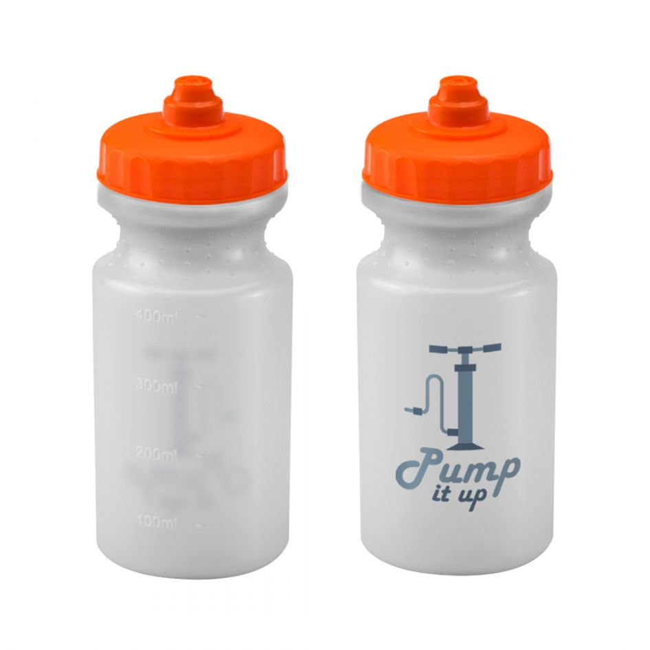 Printed Promotional 500ml Clear Viz Sports Bottle