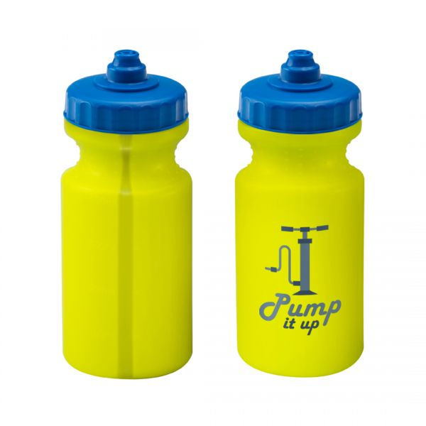Printed Promotional 500ml Lumo Viz Sports Bottle