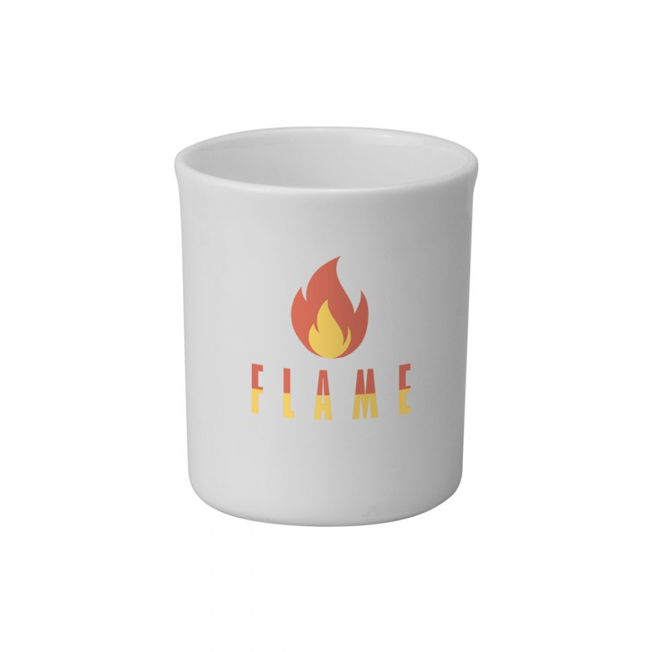 Printed Promotional Candle Holder