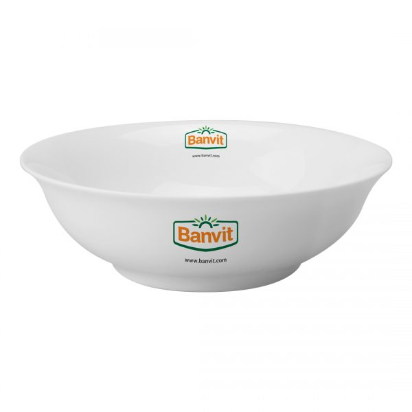 Printed Promotional Cereal Bowl