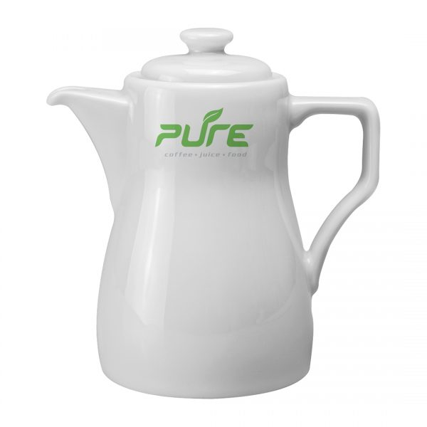 Printed Promotional Coffee Pot