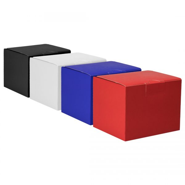 Coloured Mug Boxes