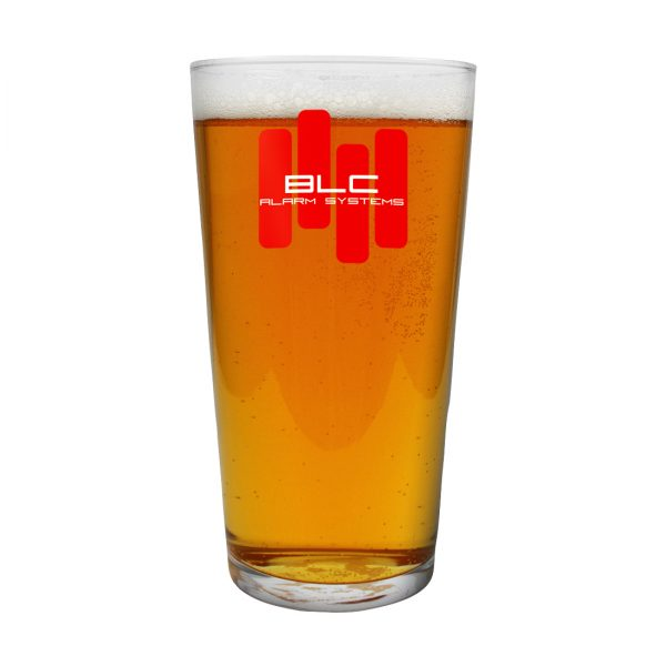 Printed Promotional Conique Pint Glass