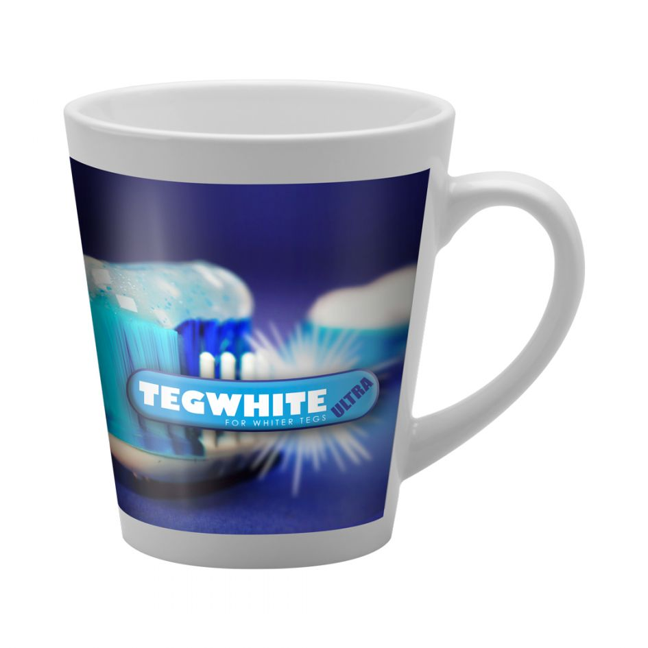 Printed Promotional Deco Dye Sublimation Mug