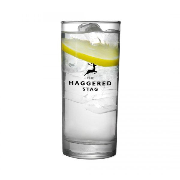 Printed Promotional Elegance Hi-Ball Glass