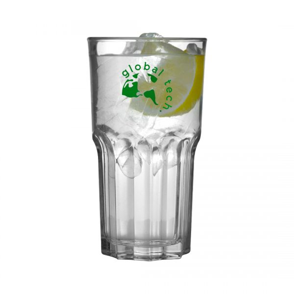 Printed Promotional Granity Hi-Ball Glass