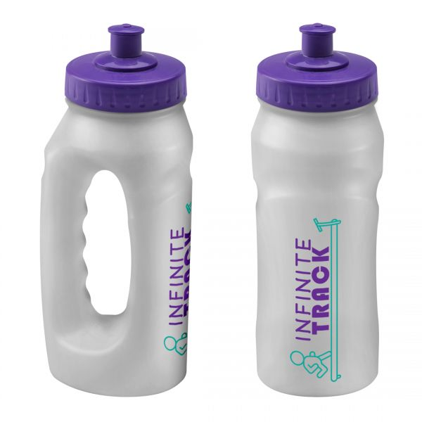 Printed Promotional Clear Jogging Bottle