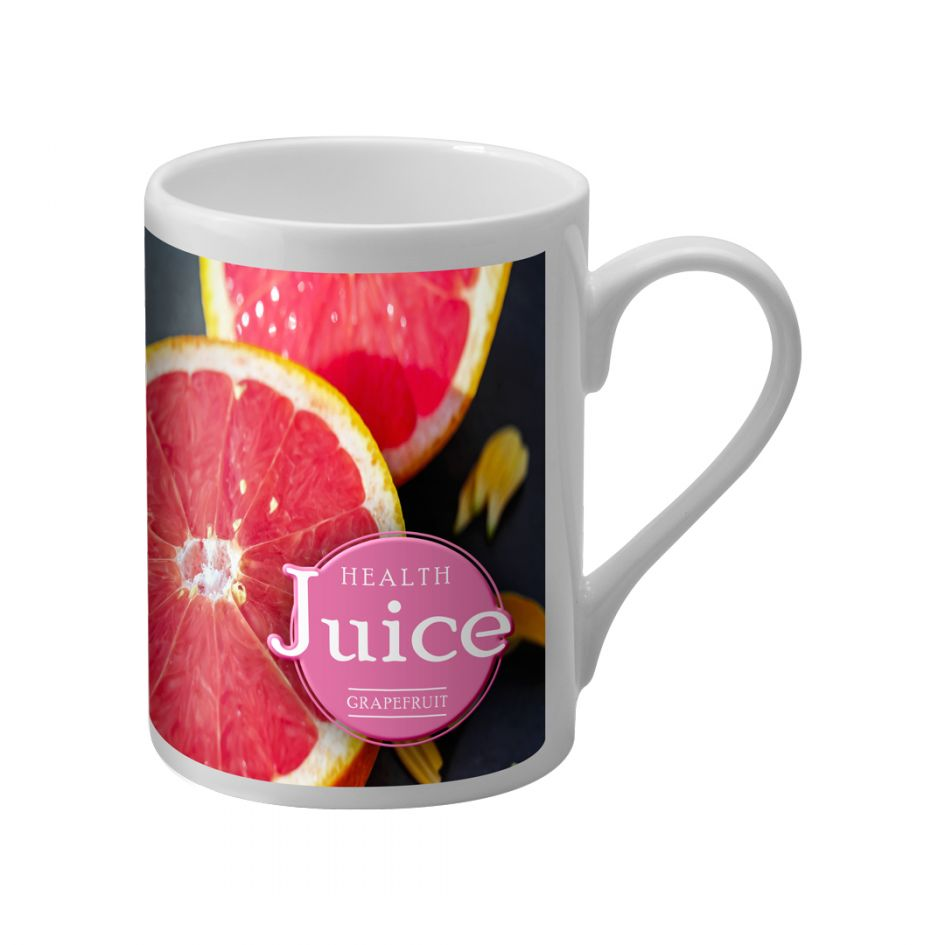 Printed Promotional Lyric Dye Sublimation Mug