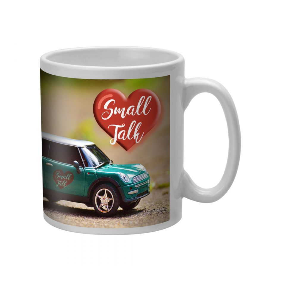 Printed Promotional Mini Mug Dye Sublimation
