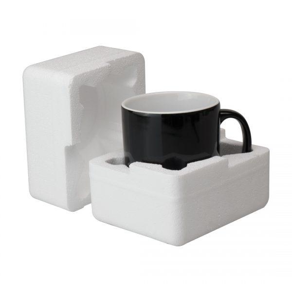 Polystyrene Mug Box