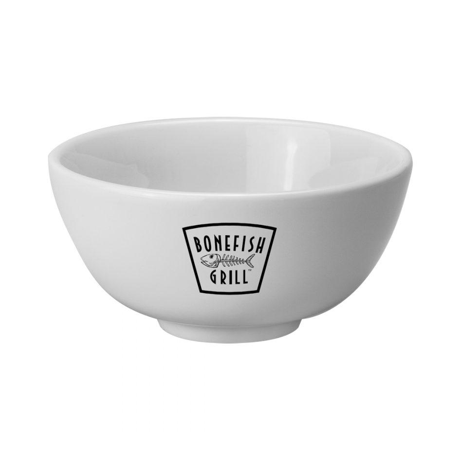 Printed Promotional Rice Bowl