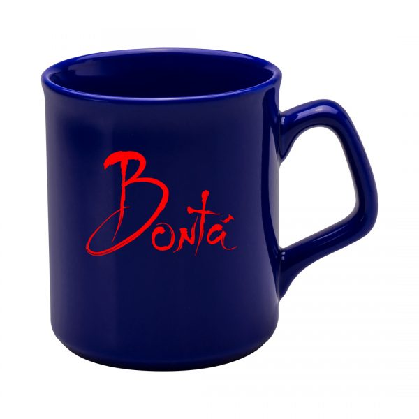 Printed Promotional Sparta Mug Reflex Blue