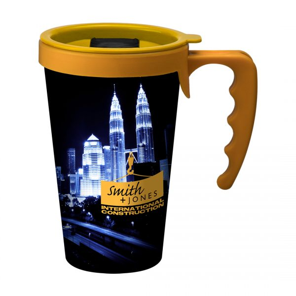 Printed Promotional Universal Mug Full Colour