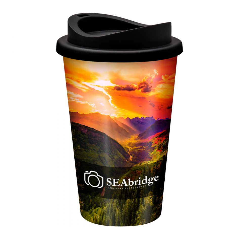 Printed Promotional Universal Tumbler Full Colour