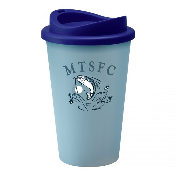 Printed Promotional Universal Tumbler Light Blue