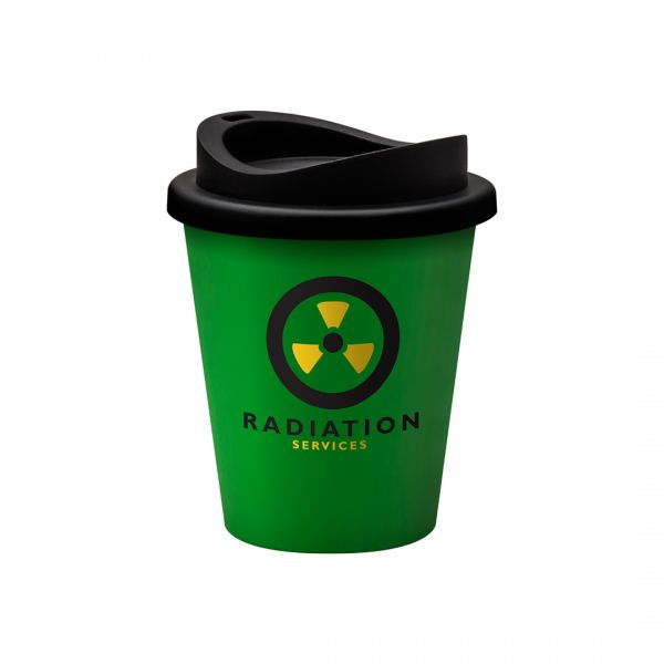 Printed Promotional Universal Vending Cup Green