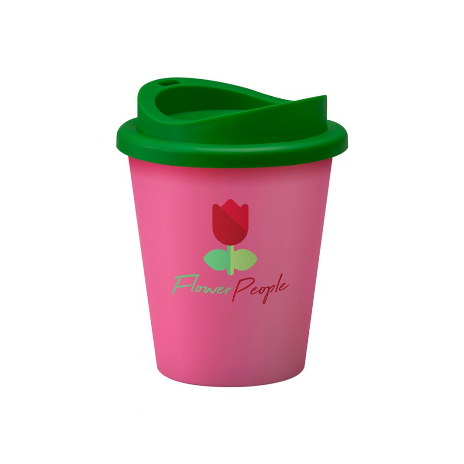 Printed Promotional Universal Vending Cup Pink