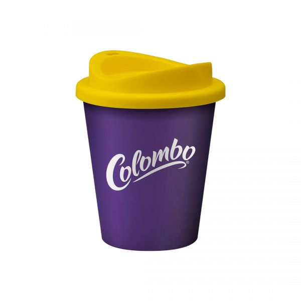 Printed Promotional Universal Vending Cup Purple