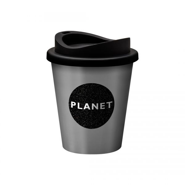 Printed Promotional Universal Vending Cup Silver